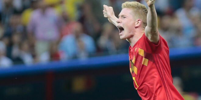 What Football Boots Does Kevin De Bruyne Wear?